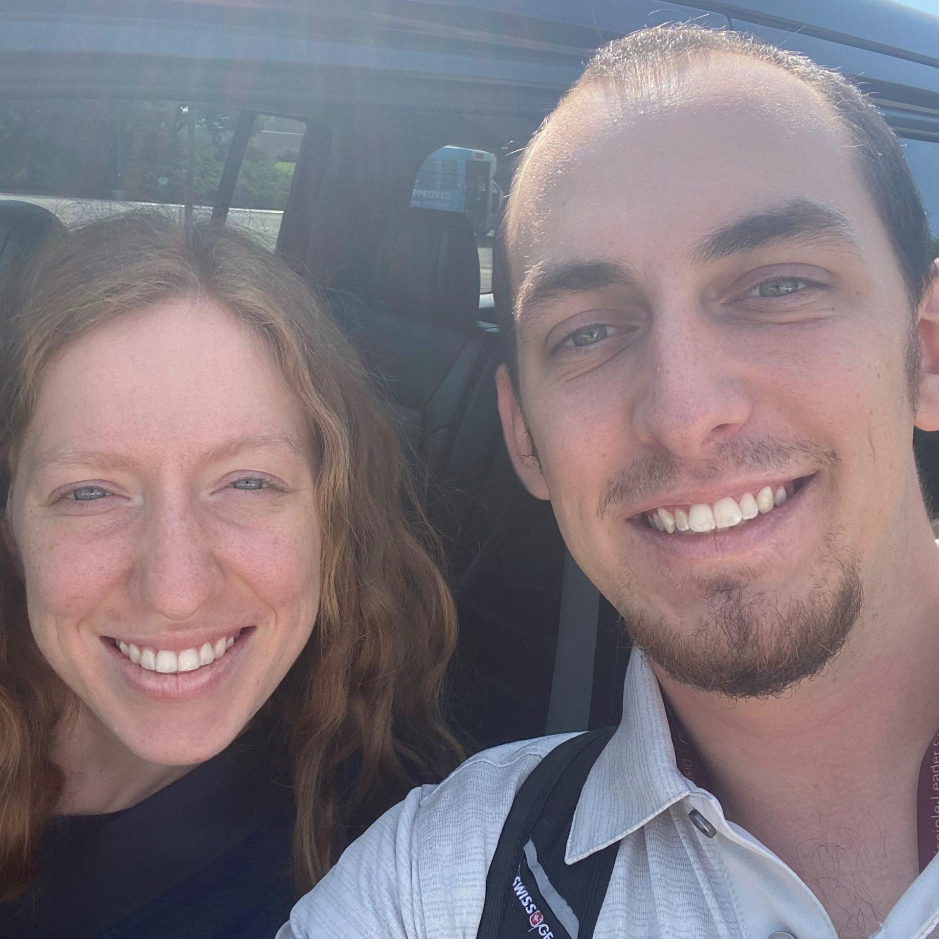 Jacob & Sister Julia
